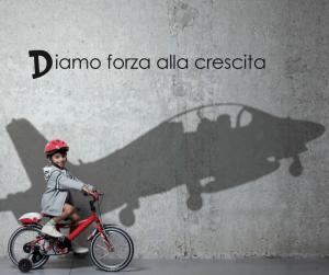 Bambino con sogno da pilota - D3Base Junior