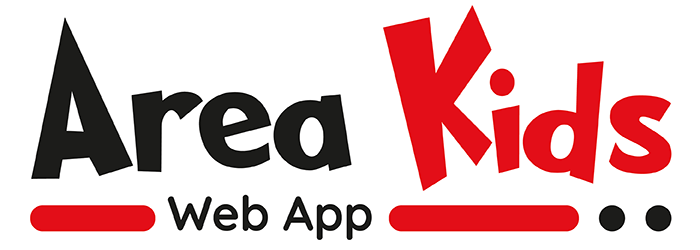Logo Area Kids per nuova Web App - D3Base Junior